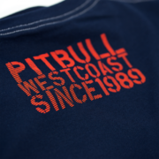 PitBull West Coast - pánské triko MAKE MY DAY dark navy