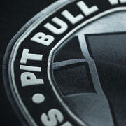 PitBull West Coast - pánské triko IRON PLATE black