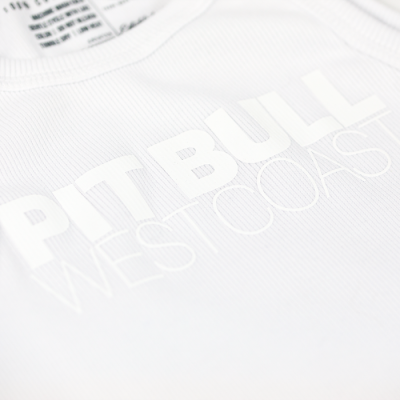 PitBull West Coast - tílko SEASCAPE bílé