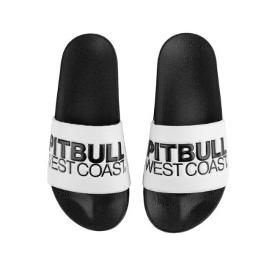 PitBull West Coast - Flip Flop TNT bílo/černé