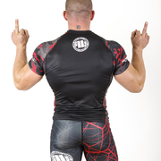 PitBull West Coast - Pánský Rashguard PITBULL SPORT CAMO DARK