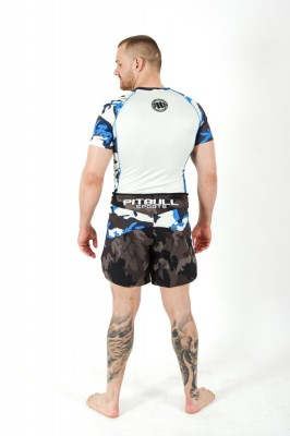 PitBull West Coast - Pánský Rashguard PITBULL SPORT CAMO light